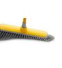 Apex Delicata Broom with Telescopic Handle & Comb