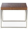 Arlington Square Coffee Table in Brown Colour by HomeHQ