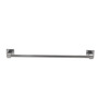 Arrow 30000 Series Metallic Zinc Alloy 21 Inch Towel Rod