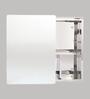 Arrow Chrome Stainless Steel Bathroom Cabinet