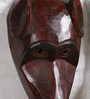 Sybil Masks in Brown by Bohemiana