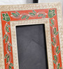 Art of Jodhpur Multicolor MDF  Single Photo Frame