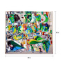 Art Zolo Canvas 40 x 38 Inch Urban Noise I Unframed Artwork Painting
