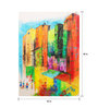 Art Zolo Paper 22 x 30 Inch Urban Jungle 5 Unframed Artwork Painting