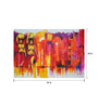 Art Zolo Paper 36 x 25 Inch Expressions of Emancipation 2 Unframed Artwork Painting