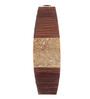Artelier Multicolour Wooden Small Brianna Vase