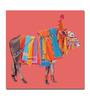 Artflute Canvas Gangireddu Framed Art Print