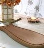 Arttdinox Brown Wooden Chopping Board