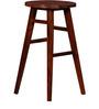 Harrington Bar Stool in Honey Oak Finish by Woodsworth