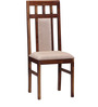 Raliegh Dining Chair in Provincial Teak Finish by Woodsworth
