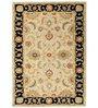 Asterlane Gold Woolen 96 x 60 Inch Abstract Rectangular Area Rug