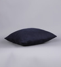 At Home Navy Linen 20 x 20 Inch Cushion Cover