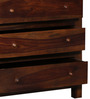 Maritsa Chest with five Drawer in Provincial Teak Finish by Woodsworth