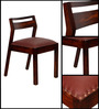 Maritsa Six Seater Dining Sets in Provincial Teak Finish by Woodsworth