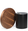 Aurora Side Table in Brown Colour by HomeHQ