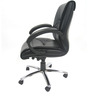 Austria Low Back Office Chair by Chromecraft