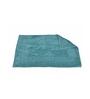 Avira Home Blue Cotton 20 x 30 Bath Mat