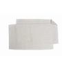Avira Home Cream 100% Cotton 19 x 31 Bath Mat - Set of 2