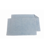 Avira Home Light Blue 100% Cotton 20 x 31 Bath Mat - Set of 2