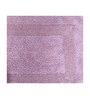 Avira Home Light Pink Cotton 20 x 20 Bath Mat