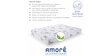 Back Care Medium Firm Mattress by Amore International