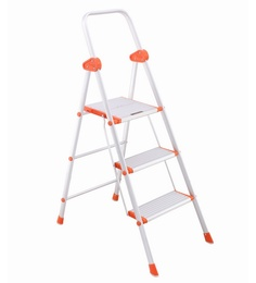 Bathla  Aluminium 3 Steps 5.21 FT Ladder
