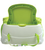 Baby Booster Seat in Green Finish by Mee Mee