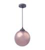 Bandra Flea Market Copper Glass Ball Pendant
