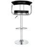 Bar Chair in Black Colour by Karigar