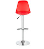 Bar Chair in Red Colour by Karigar