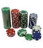 Bar World 126 Pc Poker Drinking Game Set