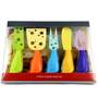 Bar World Cheese Knives - Set of 5