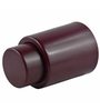 Bar World Maroon Color Vacuum Wine Stopper