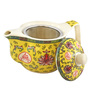 Bar World Porcelain 350 ML Teapot (Model: YM8044TP-003)