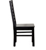 Winona Dining Chair in Espresso Walnut Finish by Woodsworth