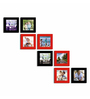 Barclay Collage Photo Frame in Black by CasaCraft