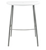 Barstool in White Colour by Suvika Lifestyles