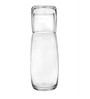 Barworld 800 ML Carafe with Cup Lid