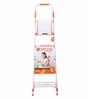 Bathla  Aluminium 4 Steps 5.97 FT Ladder with platform