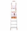 Bathla Aluminium 5 Steps 5 FT Ladder with Platform