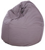 ORGANIC COTTON Bean Bag Cover in Grey Colour by Reme