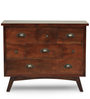 Belfast Chest Of Drawers in Mahogany Finish by The ArmChair