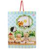 Belle Maison White 9-piece Baby Bath Robe Set - Extra Large