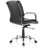 Bello Ergonomic Chair in Black Colour by Oblique