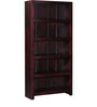 Freemont Book Shelf in Passion Mahogany Finish by Woodsworth