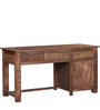 Edgewood Study & Laptop Table in Provincial Teak Finish by Woodsworth