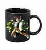 Ben 10 Black Designed Coffee Mug by Orka