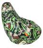 Ben 10 Digital Printed Bean Bag Cover in Multicolour by Orka