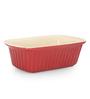 Bergner Stoneware Oval Baking Dish