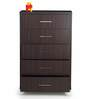 Berlin Chest Of Drawers in Chocolate Colour by Royal Oak